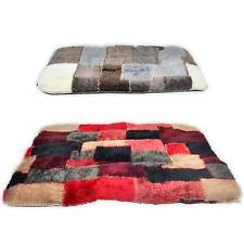 Small size fleece dog mats, wholesale pet beds, size 16 x 28 , 35 per pack
