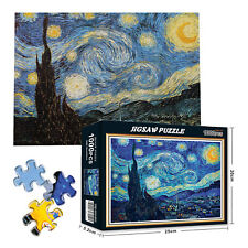 1000 Piece Jigsaw Puzzles Starry Sky Home Decoration Educational Toy Kids Adults