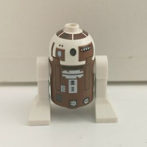 Lego - Star Wars -  Astromech Droid R7-D4 - Genuine Minifigure (sw0119)