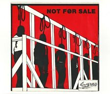 "Not For Sale ‎– A Few Dollars More (1984) 7"" Ep 45Rpm Rabid Cat Punk"