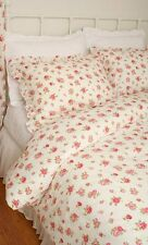 King Duvet Comforter Cover Set Elizabeth Shabby n Chic Pink Roses
