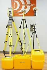 Trimble Is Solution S6 Robotic Total Station Amp R8 Model 3 Gps Gnss Rtk Set Tsc3
