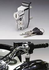 KIJIMA Helmet lock plating Compatible model: HONDA PCX. 303-1530