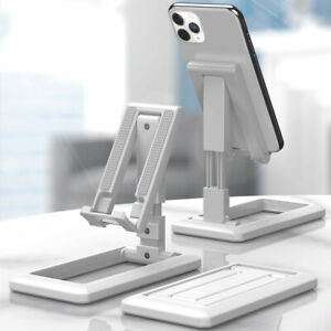Foldable Mobile Phone Holder Desk Stand For iPhone 12 Pro Max Samsung Universal