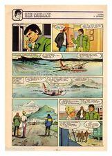 1984 (Ref T  480) : BOB MORANE LA GUERRE DES BALEINES   pl 11