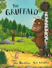The Gruffalo by Julia Donaldson (Paperback, 2000)