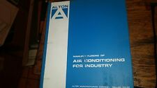 Alton Manufacturers of Air Conditioning For Industry Catalog