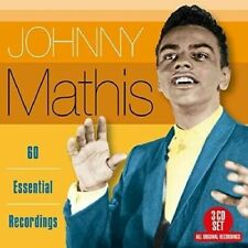 Johnny Mathis - 60 Essential Recordings CD Big 3