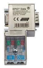LAPP KABEL EPIC® 21700501 CONNECTOR ADAPTOR, EPIC PROFIBUS 90° FAST C