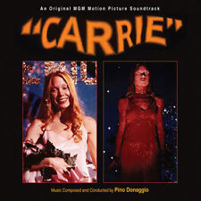Carrie 1976 Soundtrack CD Pino Donaggio LIMITED EDITION OF 1000 19CDC01
