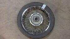 1972 Honda CB350 Four CB 350 350F H1075' rear wheel rim 18in