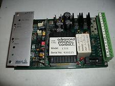 ADVANCED PROCESS CONTROLS APC MODEL 1701 ATT-6