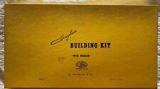 Vintage HO Scale Suydam Diesel House Building Kit in Box 522