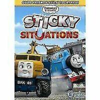 Thomas & Friends - Pegajoso Situaciones DVD Nuevo DVD (HIT41667)