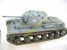 1/72 WWII German  KV-1 1941 Army Captured Heavy Tank  Gray  Finished  Model !