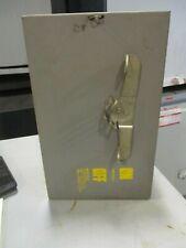 Fpe Pbefg100, 60 Amp 240 Volt 4 Wire Circuit Breaker Bus Plug
