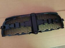 fits 2011-2014 CHARGER Front Bumper Black Grille Panel Backing NEW