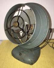 Vintage Vornado Jr Table Fan - Model 1402-? Runs Great!