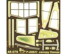 Part S48-076 1/48 P-40B/C Warhawk (canopy frame) (Academy/HobbyCraft)
