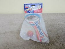 VINTAGE NOS 1995 PEPSI PADDLE BALL TOY GAME IN PACKAGE SODA POP ADVERTIZING