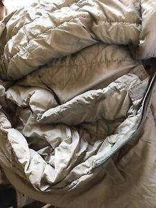 US Army Intermediate Cold Weather Schlafsack Sleeping Bag Mumienschlafsack USMC