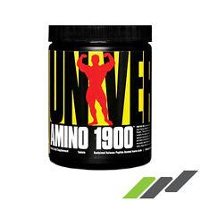 UNIVERSAL NUTRITION AMINO 1900 110 TABS - SUPERIOR PEPTIDE BONDED AMINO ACIDS
