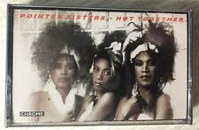 Pointer Sisters Hot Together 10 track 1986 CASSETTE TAPE NEW!