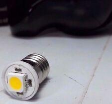 LED 12V E10 Birne für Armaturenbrett Blinkerhebel spb120 schwarz/creme