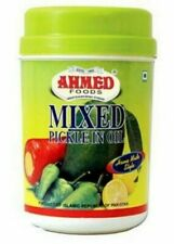 Ahmed Mixed Pickle In Oil 1KG, Traditional Achaar