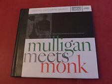 Mulligan meets Monk thelonious monk Gerry Mulligan JPC xrcd 20 bit k2