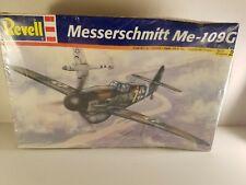 Revell Messerschmitt Bf 109g-10 1 48 Scale