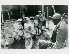 EVAN RICHARDS STEVEN SPIELBERG TWILIGHT ZONE THE MOVIE 1983  PHOTO ORIGINAL