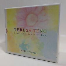 CD Teresa Teng Japan Press 50th Years Anniversary Box AQCD50049 6CD+DVD Booklet