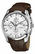 Tissot T0356271603100 T-Trend Couturier Men's Automatic Chronograph Watch New