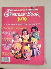 Womens Circle Magazine Vintage 1979 Christmas Book Crafts
