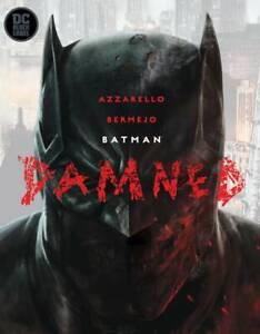 BATMAN DAMNED HARDCOVER COLLECTION DC COMICS