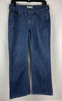 Women's RIDERS by LEE BOOT CUT Denim Jeans Size 10 P