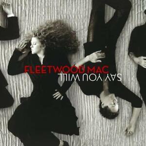 FLEETWOOD MAC-SAY YOU WILL (UK IMPORT) VINYL LP NEW