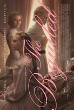 THE BEGUILED MOVIE POSTER 2 Sided ORIGINAL FINAL VF 27x40 SOPHIA COPPOLA