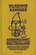 Ausgerechnet Deutschland von Wladimir Kaminer (2018, Taschenbuch)