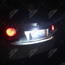 For 2015-2020 Cadillac Escalade White LED License Plate Light Kit