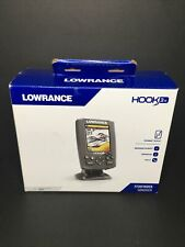 Lowrance Hook 3x Fish Finder 83/200 Transducer Fishing