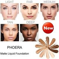 Foundation Makeup Full Coverage Fast Base Brighten long-lasting Shade /ls