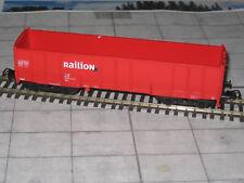 PIKO Hobby 57750 - Spur HO - Offener Güterwagen Eas - Railion - DB-AG - Ep.V