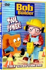 Bob the Builder - Tool Power! DVD Featuring 5 Toolin' Tales EUC