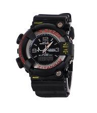 Mt-G Black Analog-Digital Sports Watch - SMGSBBLSHOCK