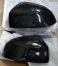 BMW F15 X5 2014+ F16 X6 2015+ OEM Carbon Fiber Side Mirror Covers M Performance