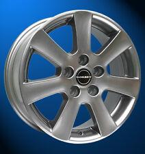 Borbet CA 7 X 16 5 X 114.3 40 metal grey