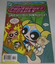 POWERPUFF GIRLS #34 (DC Comics 2003) Dan Slott story! Cartoon Network (FN+) RARE