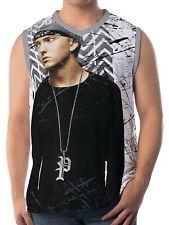 Eminem Mens Vest Sleeveless Singlet Tank Top aao20167